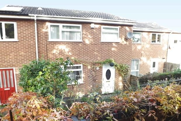2 Bedrooms Terraced House for sale in Peary Close, Top Valley, Nottingham, NG5