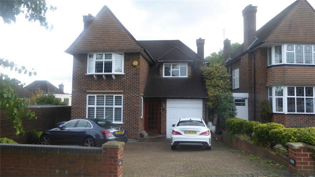 4 Bedrooms Detached House for sale in Greenhill, Wembley, Greater London