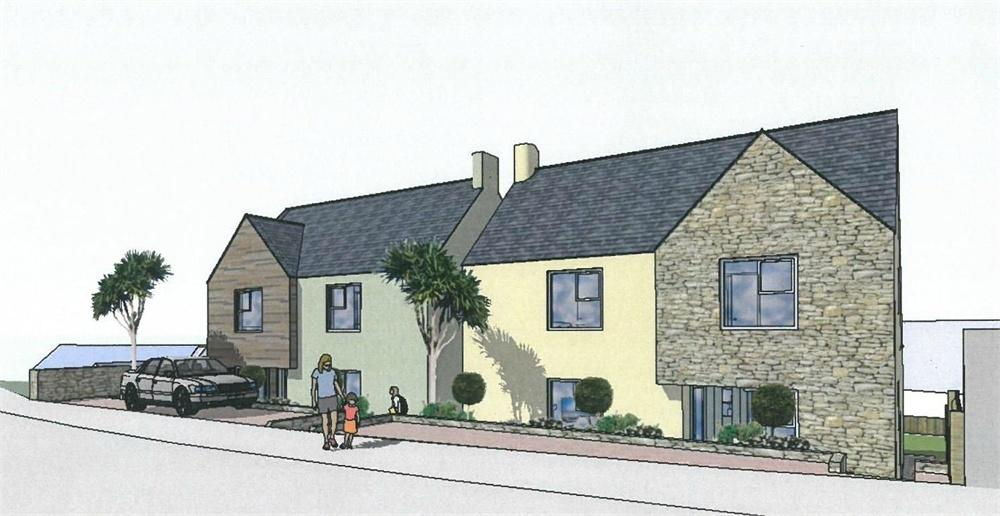 Land Commercial for sale in Residential Development Land, 2 Building Plots off Park Road, HAVERFORDWEST, Pembrokeshire