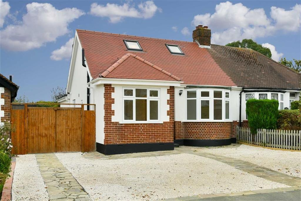 4 Bedrooms Semi Detached House for sale in Seaforth Gardens, Stoneleigh, Surrey