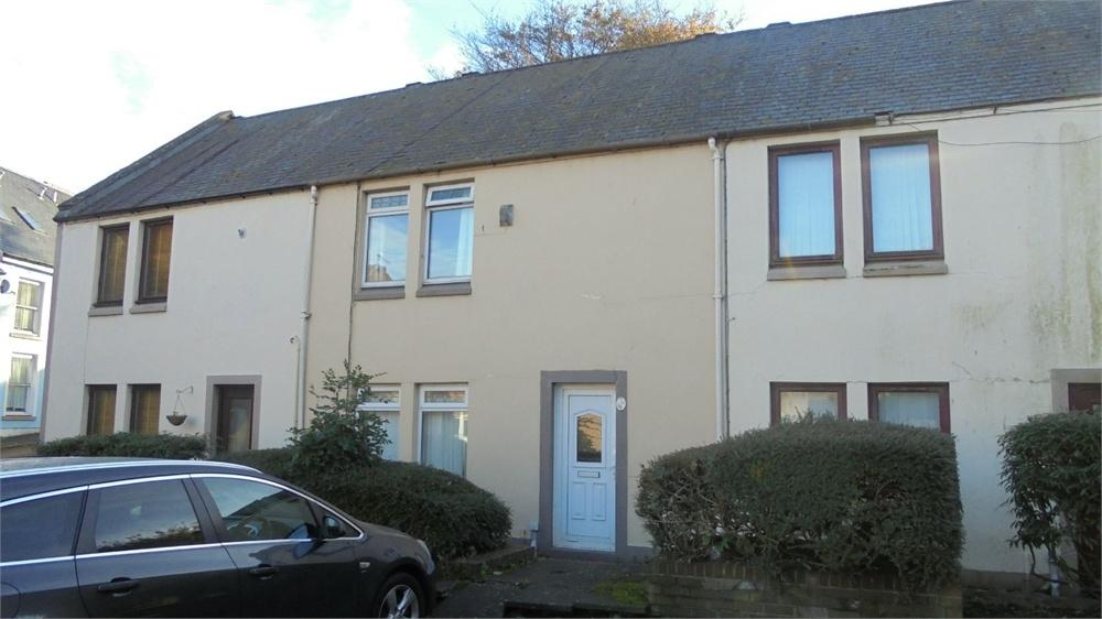 2 Bedrooms Terraced House for sale in Well Square, Tweedmouth, BERWICK-UPON-TWEED, Northumberland