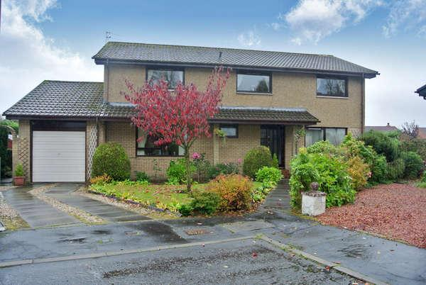 4 Bedrooms Detached House for sale in 4 Beechwood Court, Strathaven, ML10 6NY