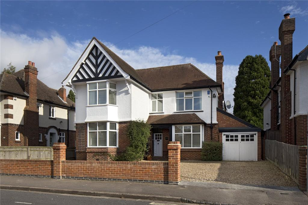 4 Bedrooms Detached House for sale in Sandfield Road, Headington, Oxford, OX3