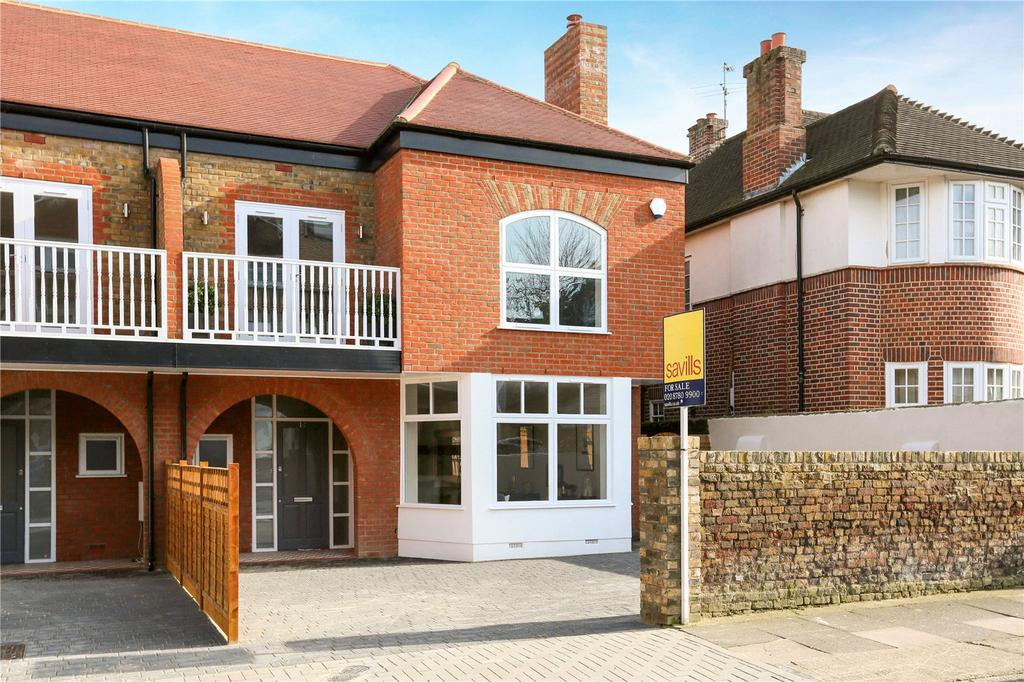 4 Bedrooms Semi Detached House for sale in Daylesford Avenue, Putney, London, SW15