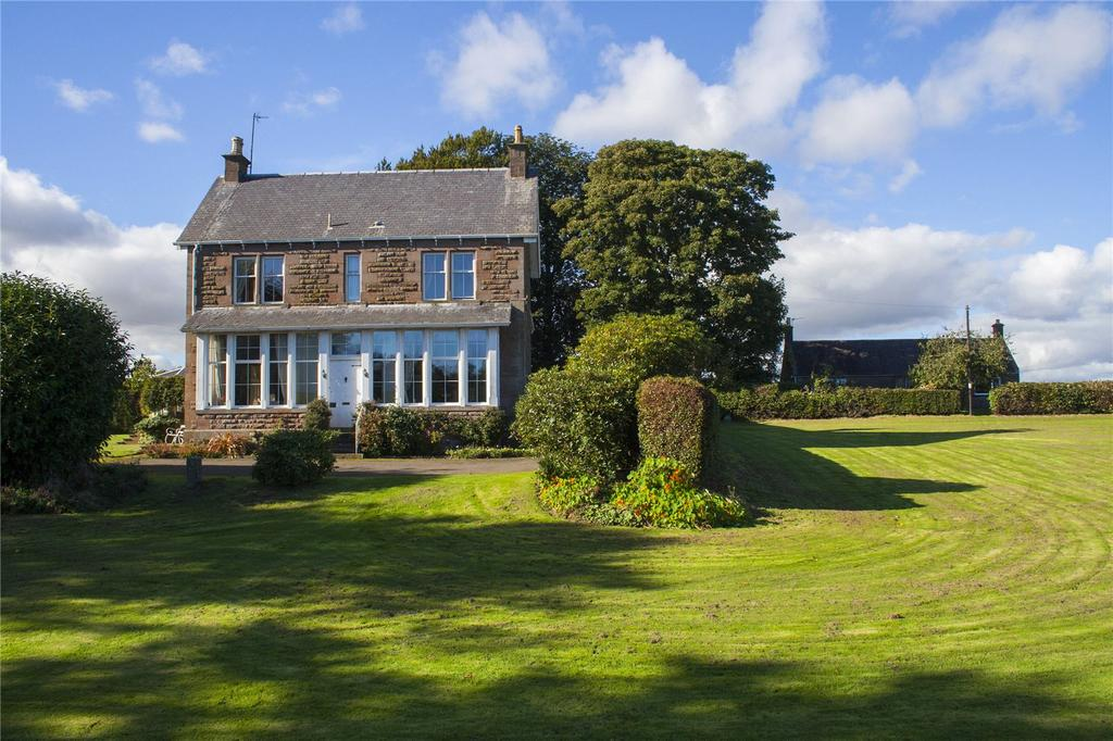 6 Bedrooms Detached House for sale in Jennyswells House Cottage, Colliston, By Arbroath, Angus, DD11