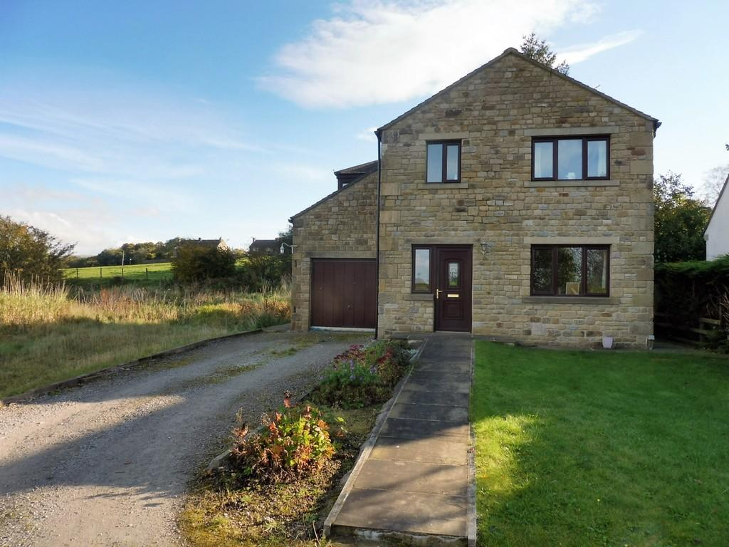 4 Bedrooms Detached House for sale in Manor Close, Burton In Lonsdale