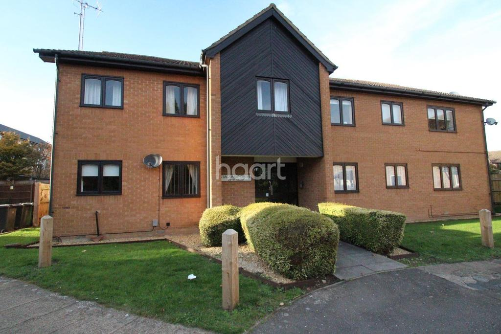 1 Bedroom Flat for sale in Stagshaw Drive, Fletton, Peterborough