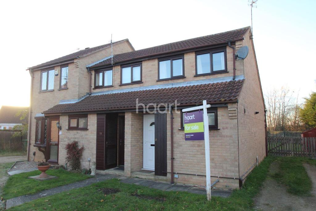 1 Bedroom End Of Terrace House for sale in Spilsby Close, Lincoln, LN6