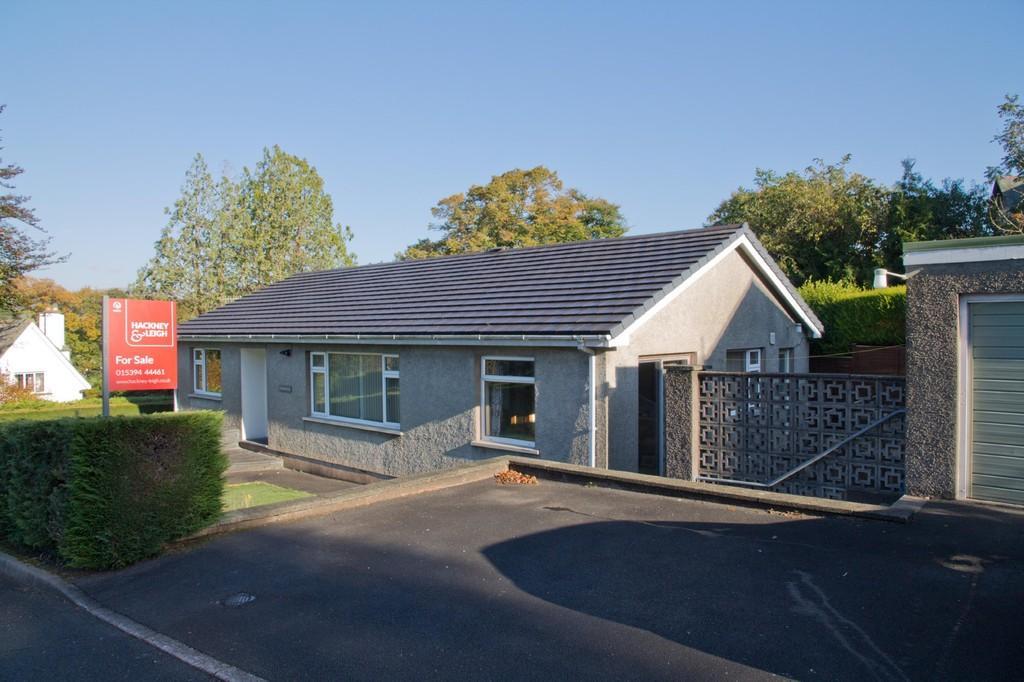 3 Bedrooms Detached Bungalow for sale in Carawatha, Lickbarrow Road, Windermere, Cumbria, LA23 2EB
