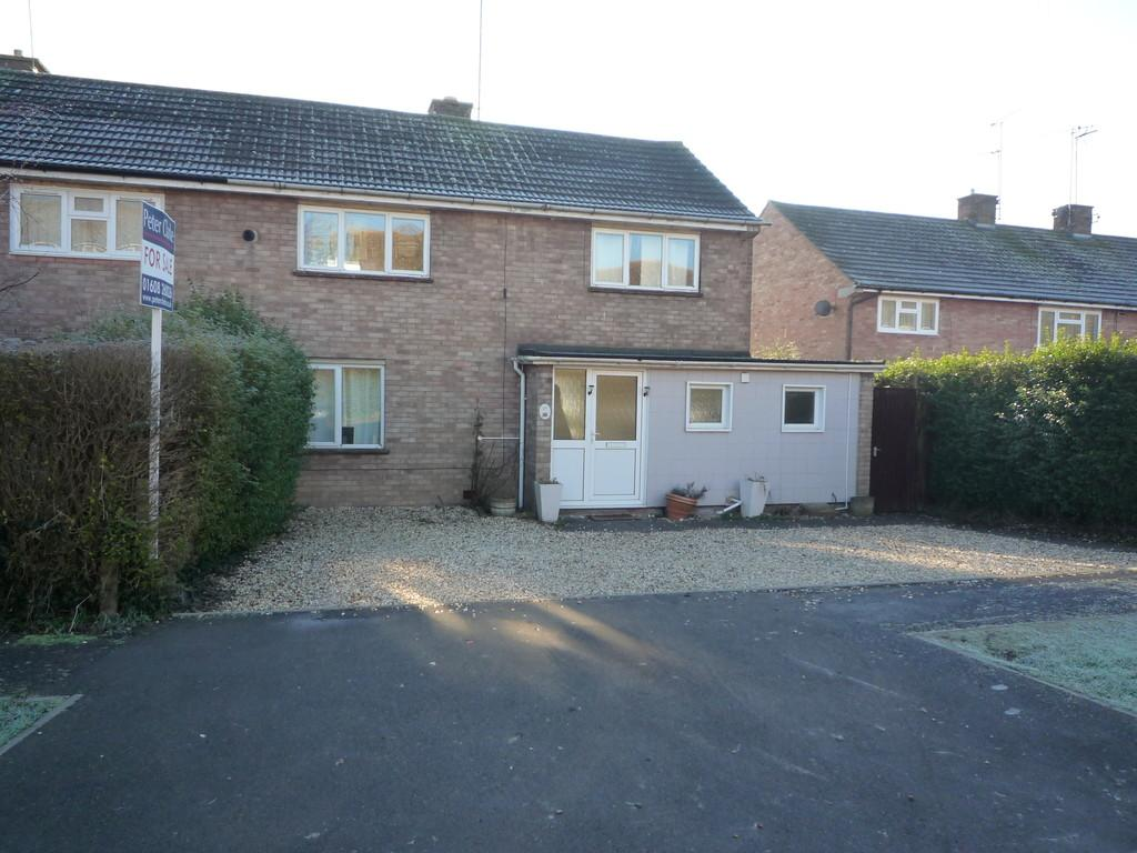 3 Bedrooms Semi Detached House for sale in Pittway Avenue, Shipston-On-Stour