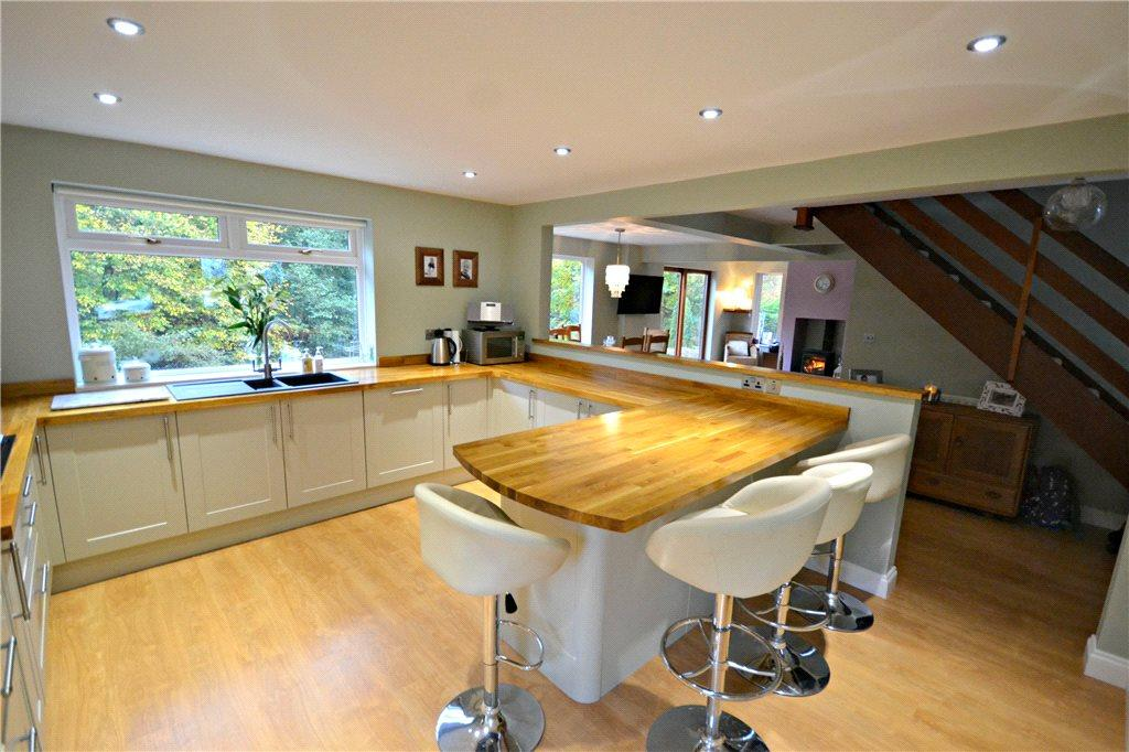 4 Bedrooms Detached House for sale in Levenside, Hutton Rudby, Yarm