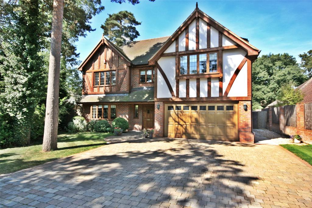 6 Bedrooms Detached House for sale in Deadhearn Lane, Chalfont St Giles, Buckinghamshire
