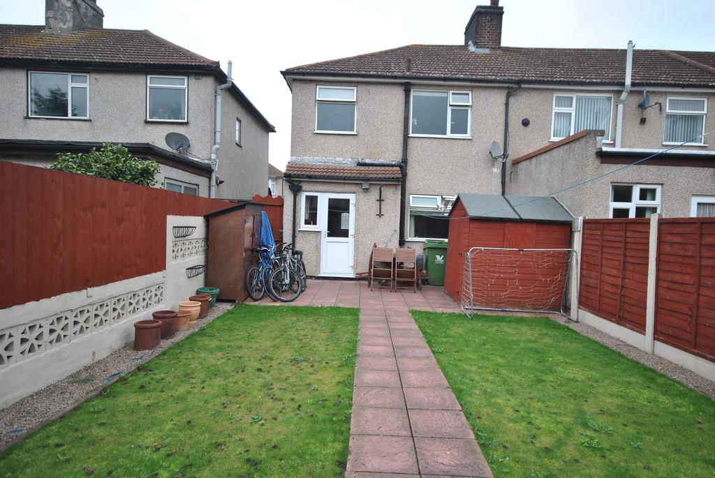 3 Bedrooms End Of Terrace House for sale in Beamway, Dagenham East