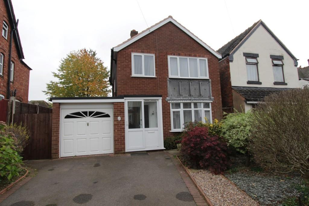 3 Bedrooms Detached House for sale in Wigginton Road, Tamworth