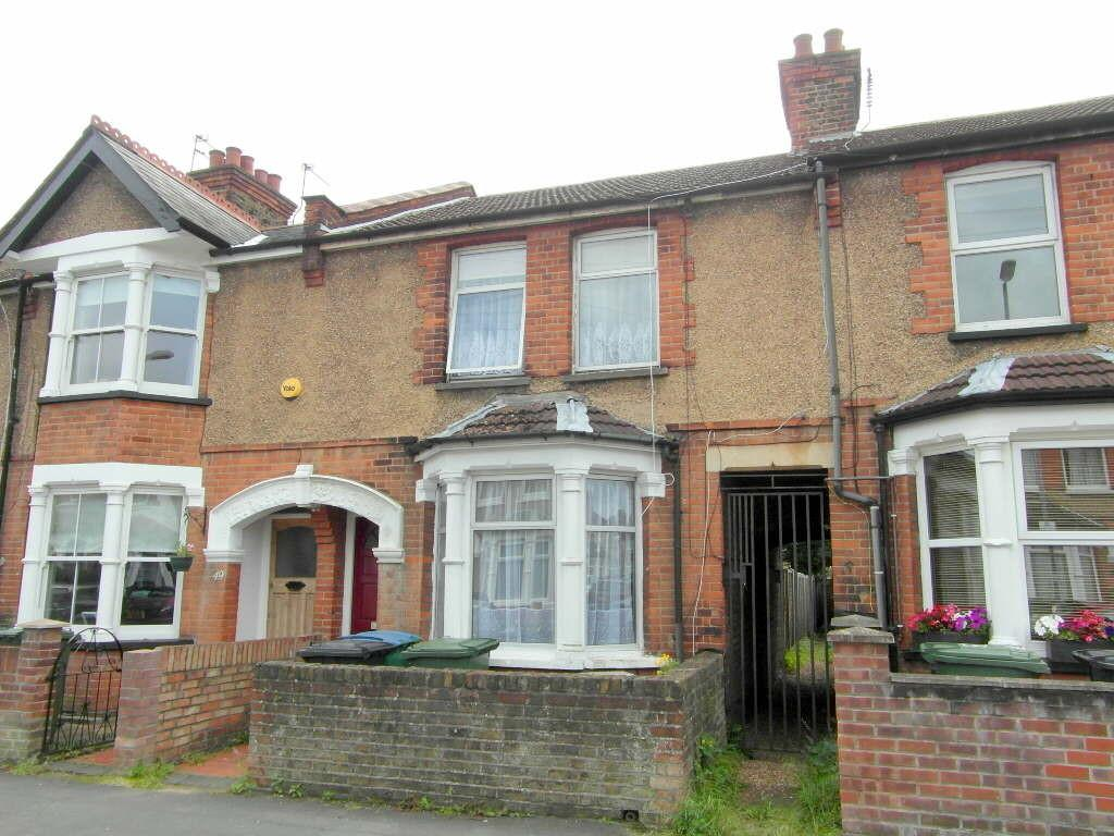 3 Bedrooms Terraced House for sale in Euston Avenue, West Watford, Watford, Hertfordshire