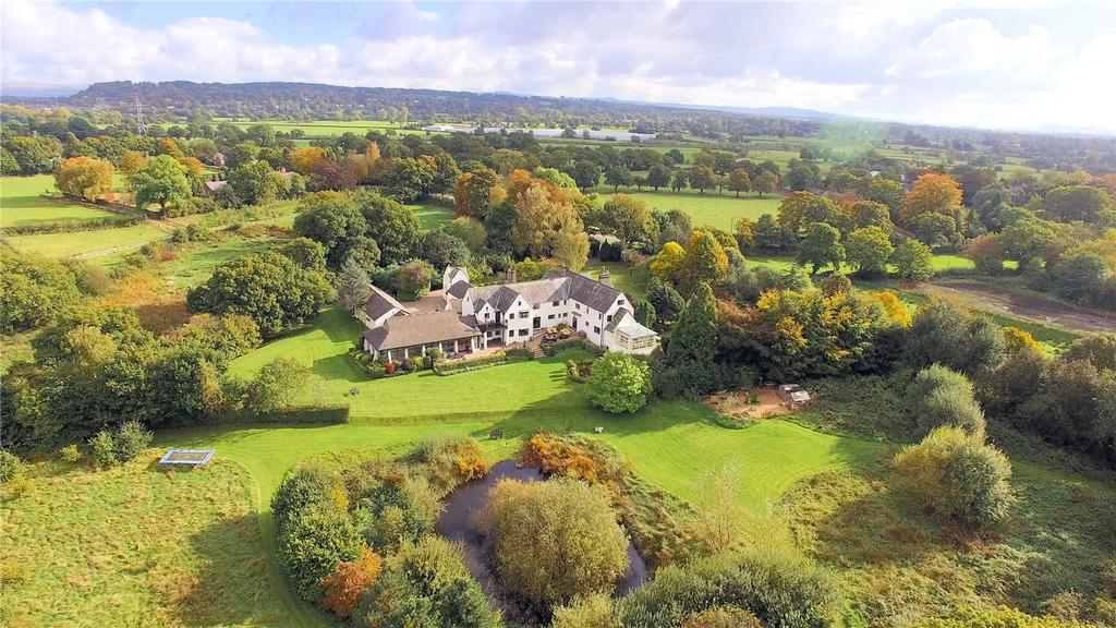 5 Bedrooms Detached House for sale in Chelford Road, Alderley Edge, Cheshire, SK9