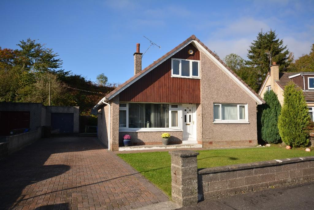 3 Bedrooms Detached House for sale in Inverallan Drive, Bridge of Allan, Stirling, FK9 4JR