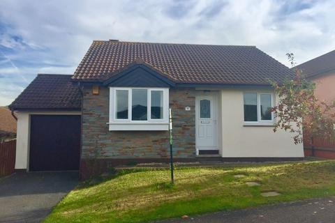 2 bedroom detached bungalow to rent - Water Park Road, Bideford