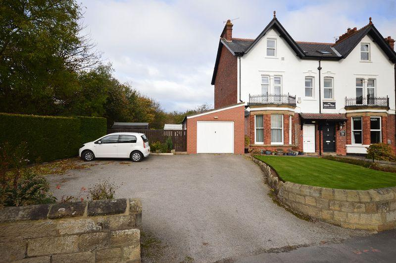 6 Bedrooms Semi-detached Villa House for sale in Prospect Hill, Whitby