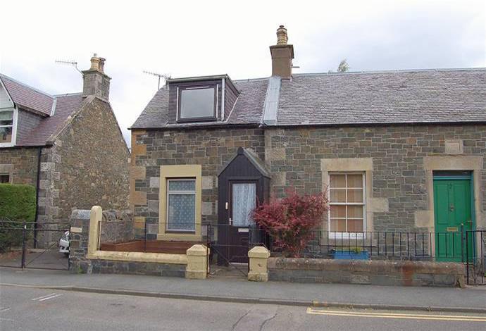 1 Bedroom Semi Detached House for sale in 4 Rosetta Road, Peebles, EH45 8JU