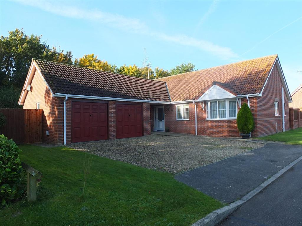 3 Bedrooms Detached Bungalow for sale in Cowpers Gate, Long Sutton