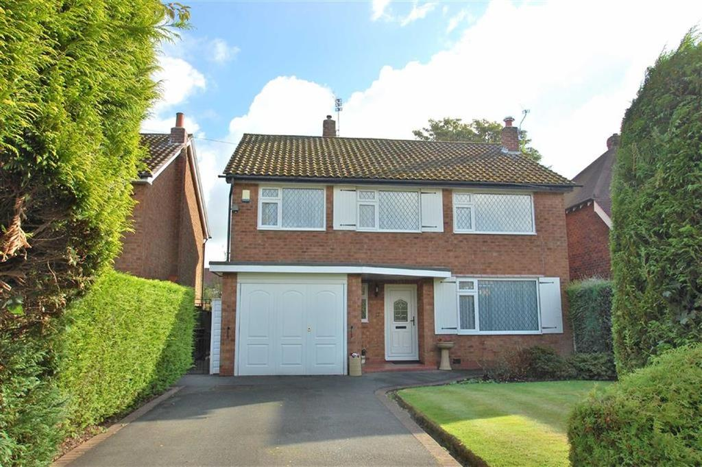 4 Bedrooms Detached House for sale in Sandiway, Bramhall, Cheshire
