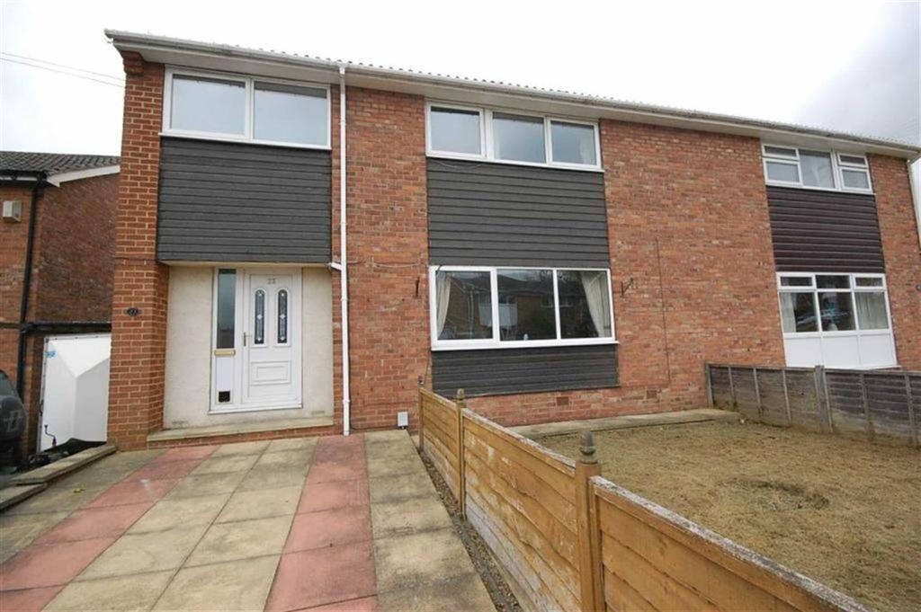 4 Bedrooms Semi Detached House for sale in Holmdene Drive, Mirfield, WF14