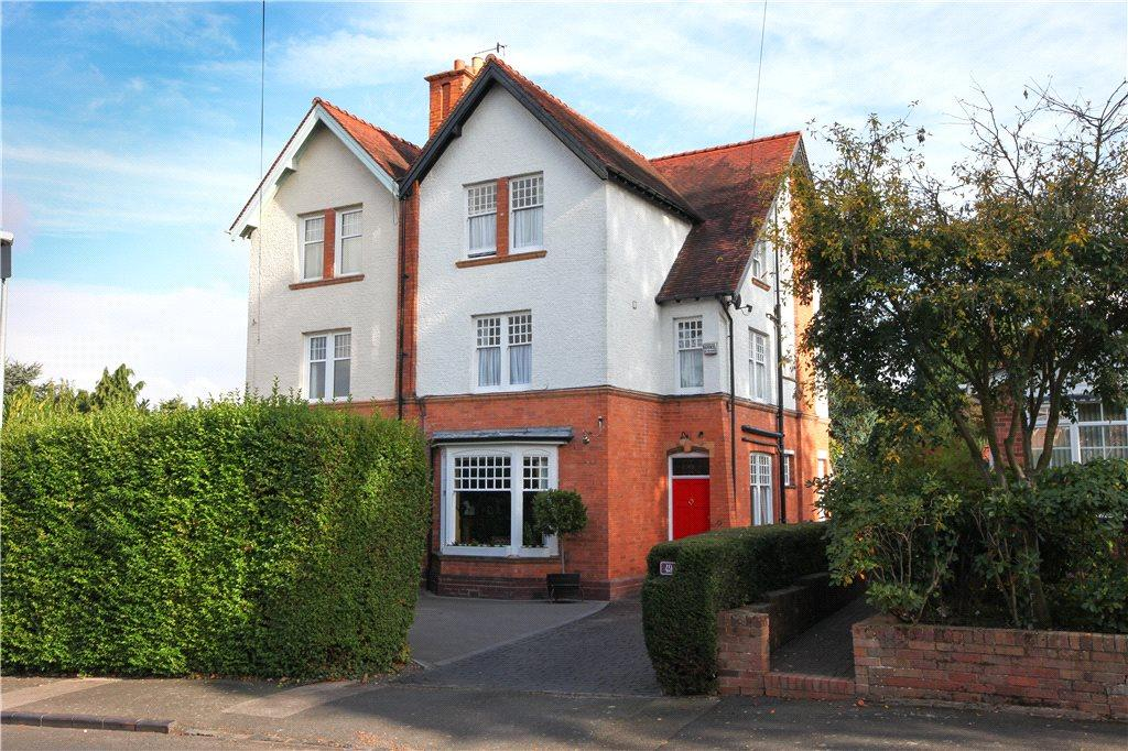 6 Bedrooms House for sale in Wellington Road, Bromsgrove, Worcestershire, B60