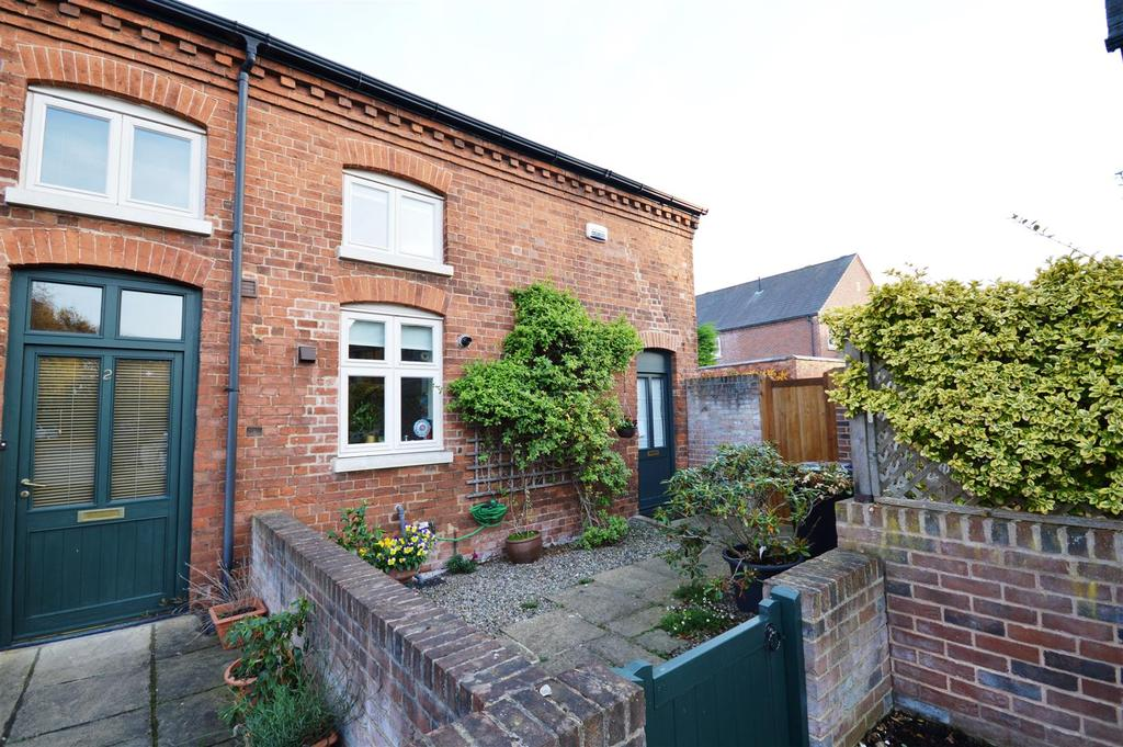 3 Bedrooms End Of Terrace House for sale in 1 Cranston Mews, Breinton Lee, Hereford