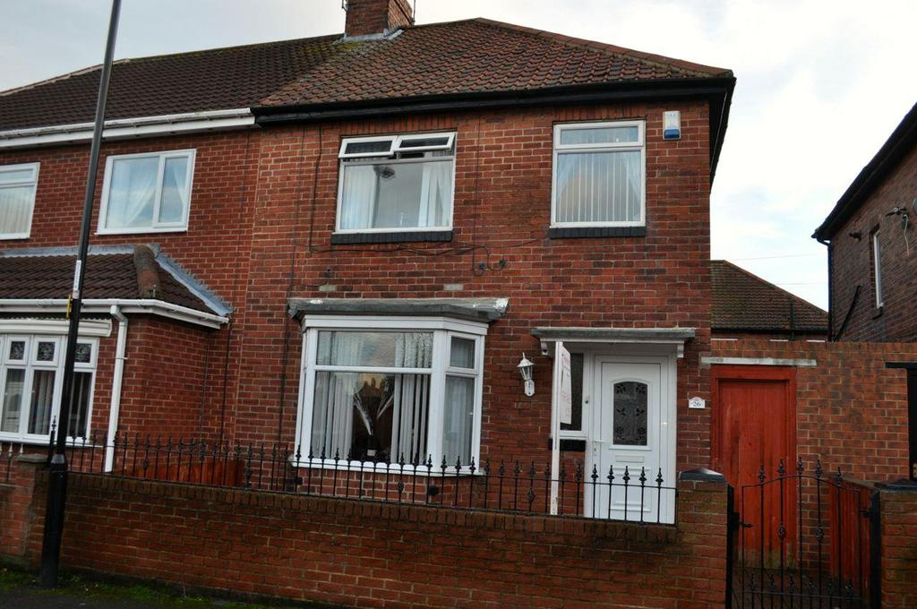 3 Bedrooms Semi Detached House for sale in Cheviot Street, Sunderland