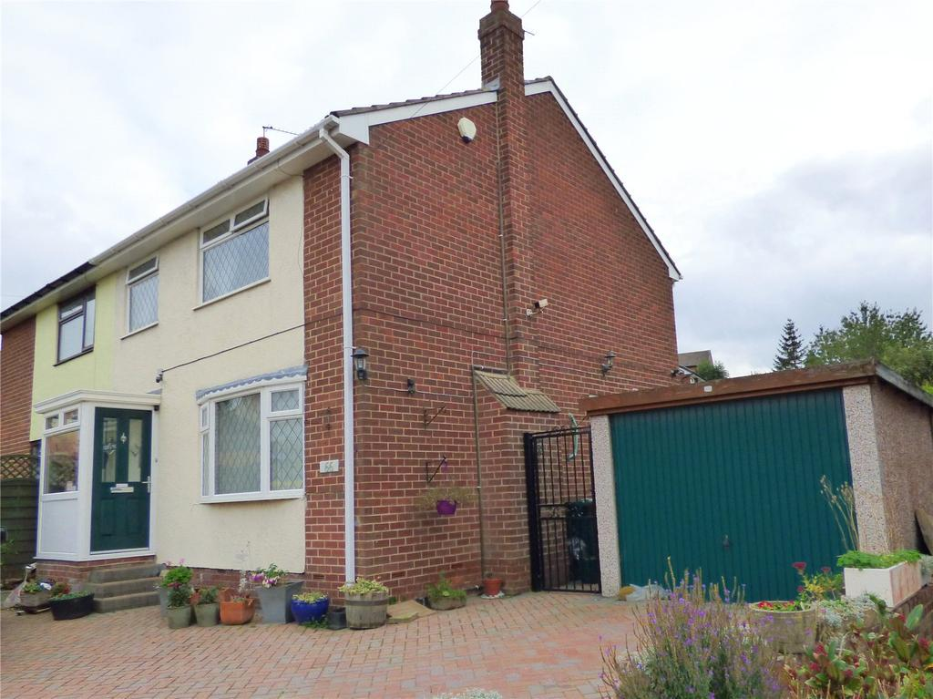 3 Bedrooms Semi Detached House for sale in Hillhead Drive, Birstall, Batley, WF17
