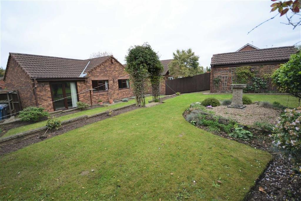 3 Bedrooms Detached Bungalow for sale in Haven Close, West Bridgford