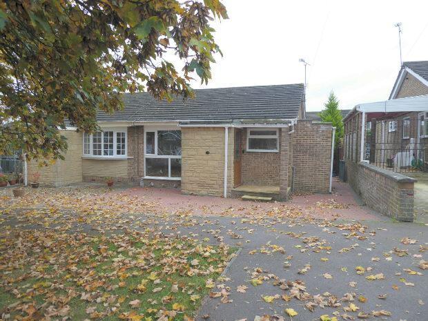 3 Bedrooms Semi Detached Bungalow for sale in Keats Road, BANBURY