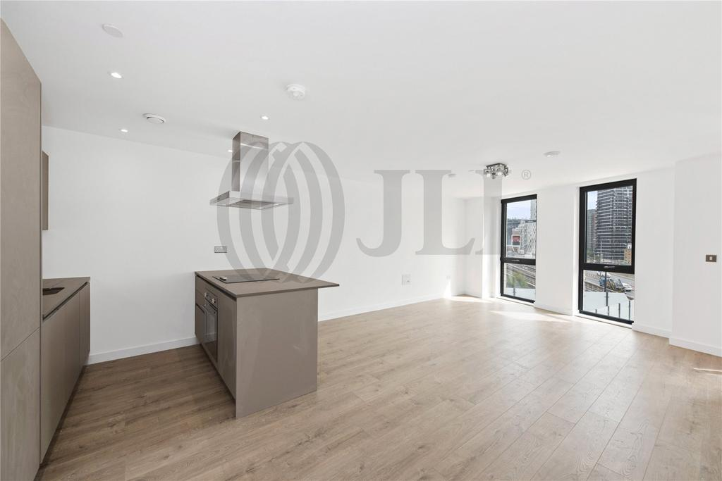 1 Bedroom Flat for sale in Manhattan Plaza, Prestons Road, London, E14