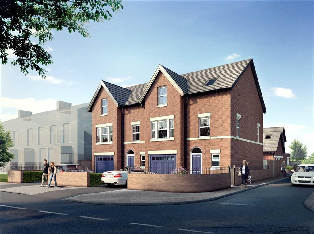 4 Bedrooms Semi Detached House for sale in Marsland Road, Sale