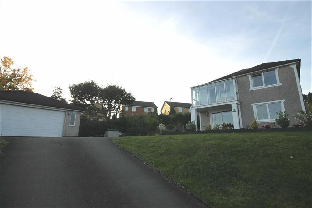 3 Bedrooms Detached House for sale in Heol Pwll Y Pant, Caerphilly, CF83