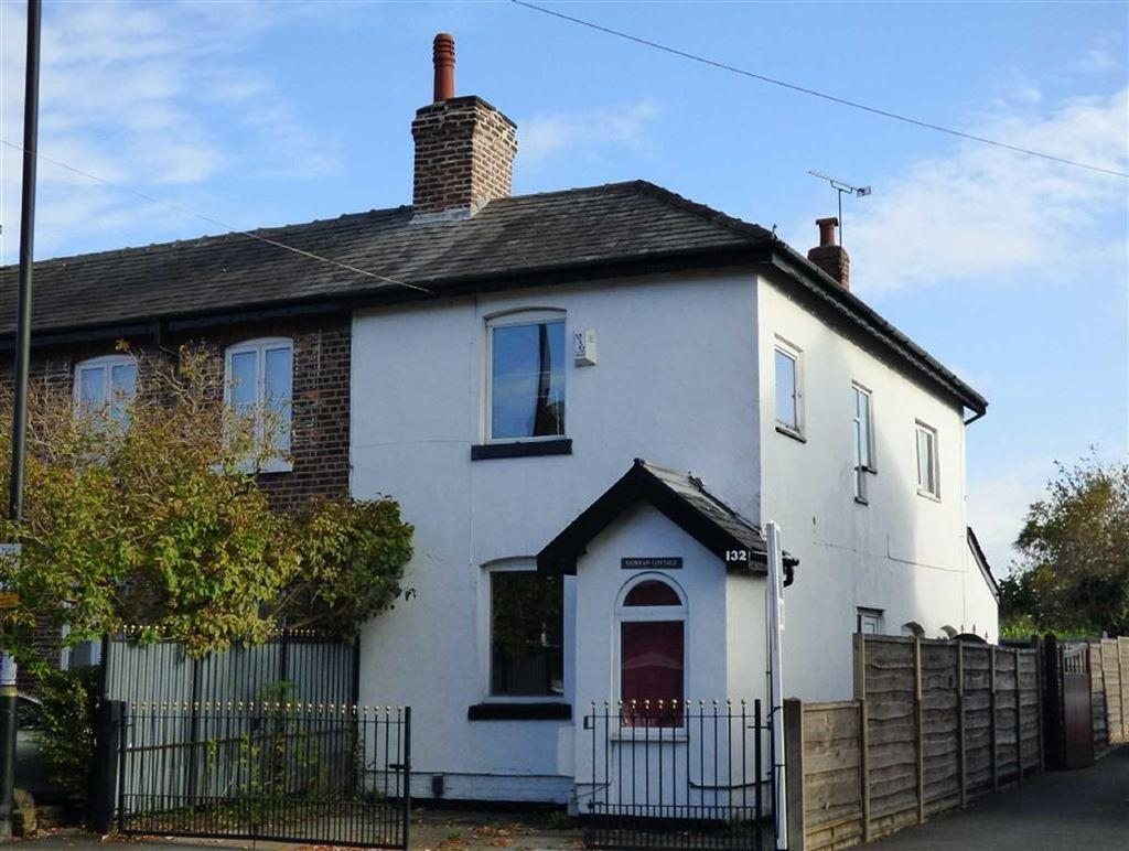2 Bedrooms End Of Terrace House for sale in Bramhall Lane South, Bramhall, Cheshire