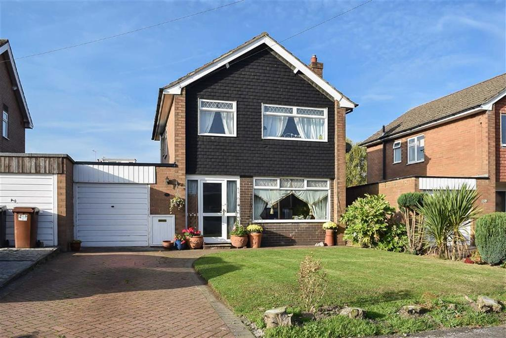 3 Bedrooms Link Detached House for sale in Long Lane South
