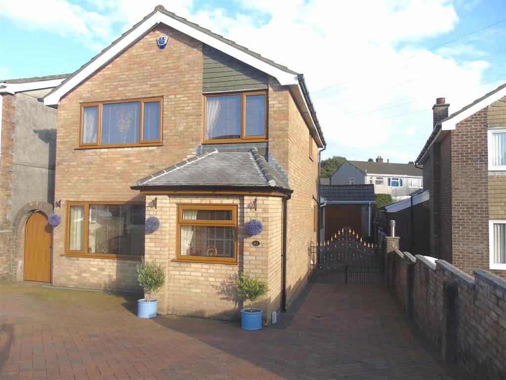 3 Bedrooms Detached House for sale in Rhodfa Fadog, Parc Gwernfadog, Swansea