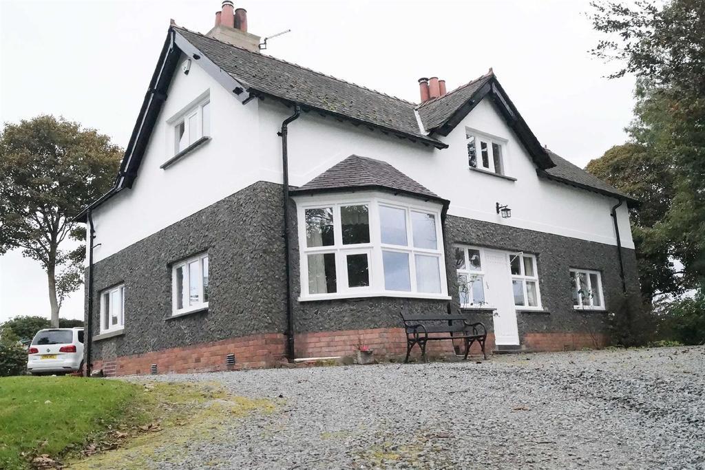 6 Bedrooms Detached House for sale in Llanarmon