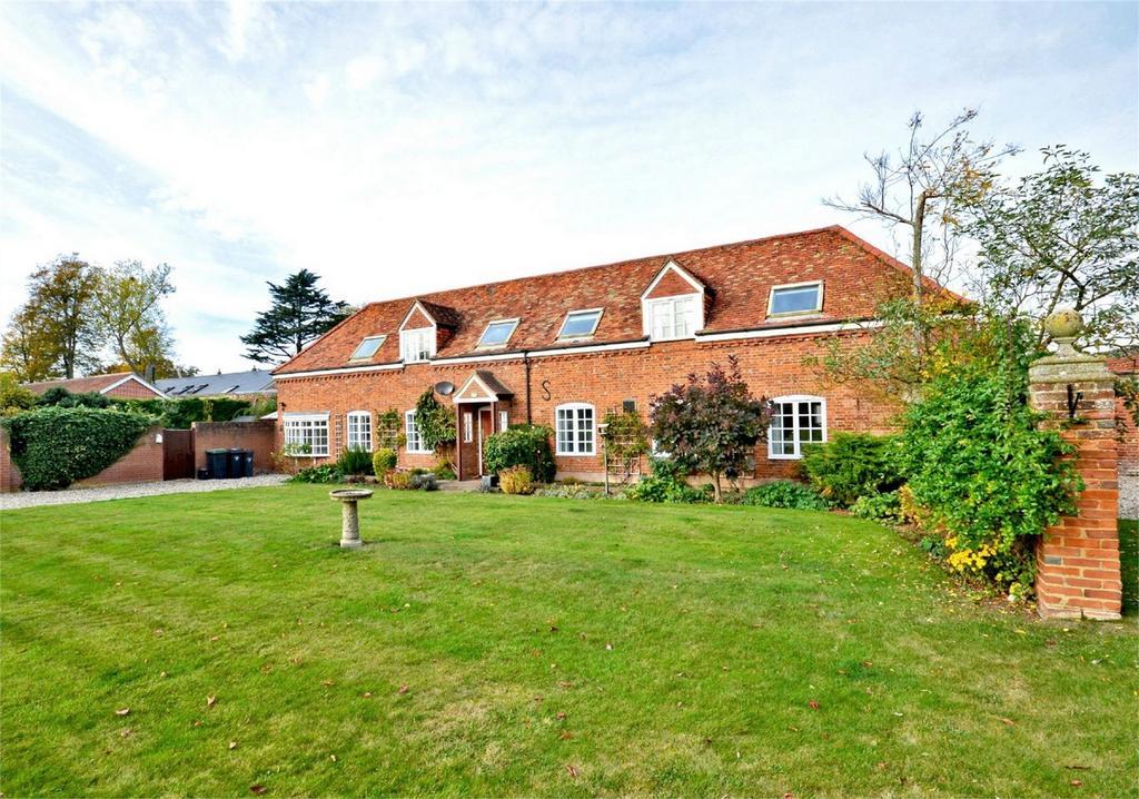 4 Bedrooms Detached House for sale in The Barn, Shortgrove, Newport, Nr Saffron Walden
