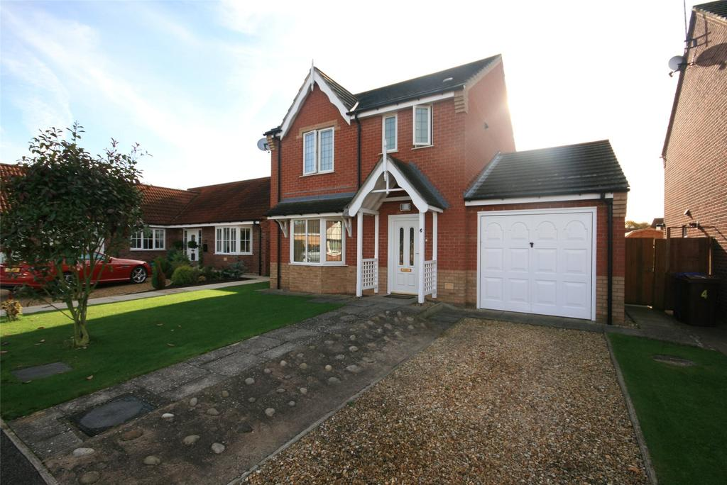 3 Bedrooms Detached House for sale in Dalmeny Walk, Boston, PE21