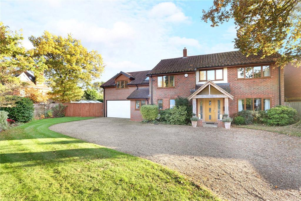 4 Bedrooms Detached House for sale in Station Road, Shiplake, Henley-on-Thames, Oxfordshire, RG9
