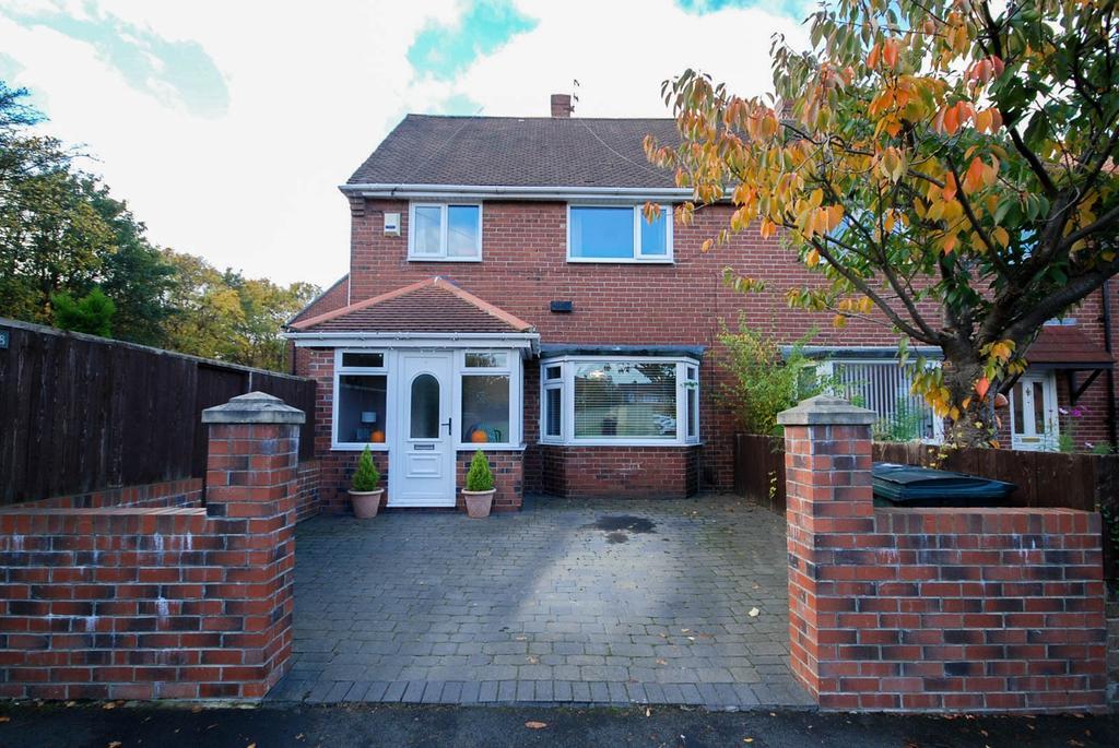 3 Bedrooms Semi Detached House for sale in Priestley Gardens, Wardley