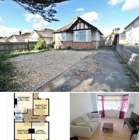 2 bedroom bungalow to rent - Alder Road, Poole