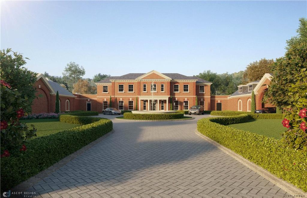 Farm House Character Property for sale in Gracious Pond, Chobham, Surrey, GU24