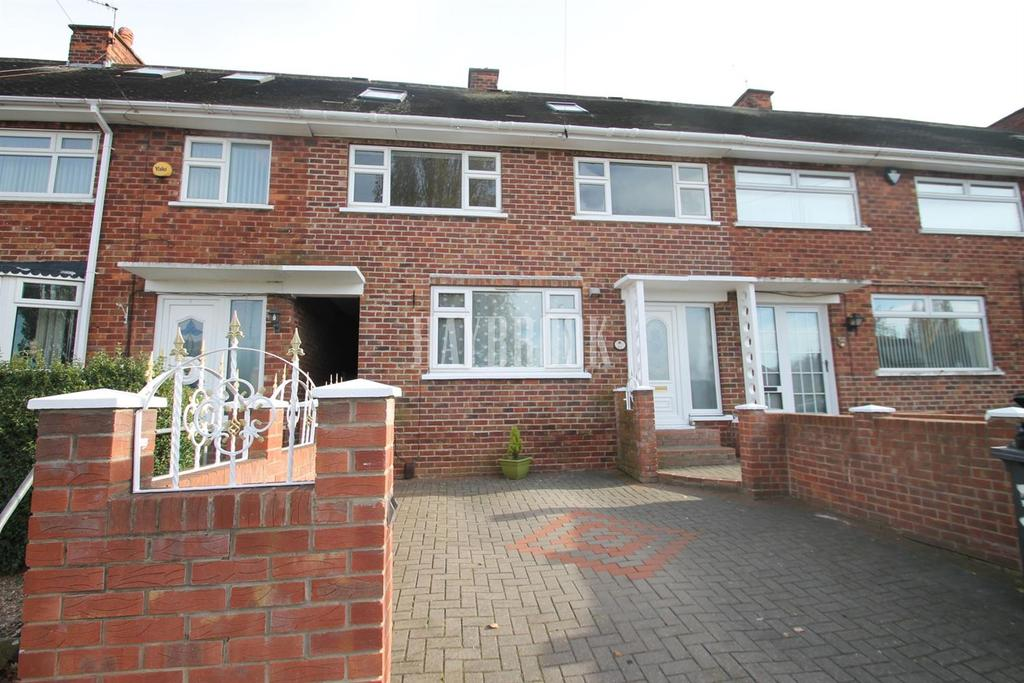 4 Bedrooms Terraced House for sale in Renway Road, Broom