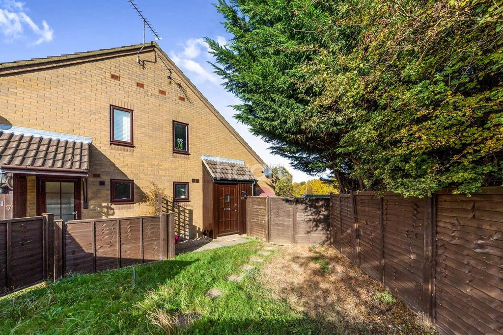 2 Bedrooms End Of Terrace House for sale in Uplands, Chells Manor, Stevenage