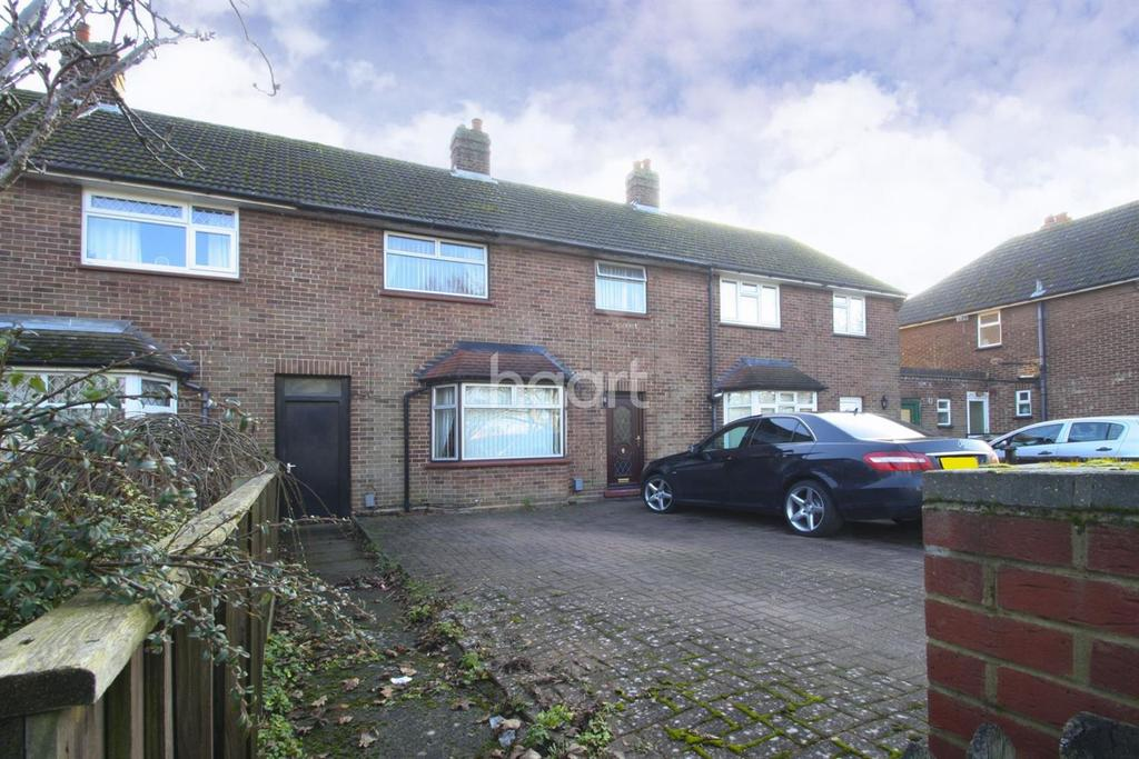 3 Bedrooms Terraced House for sale in Mile Road, Bedford, MK42