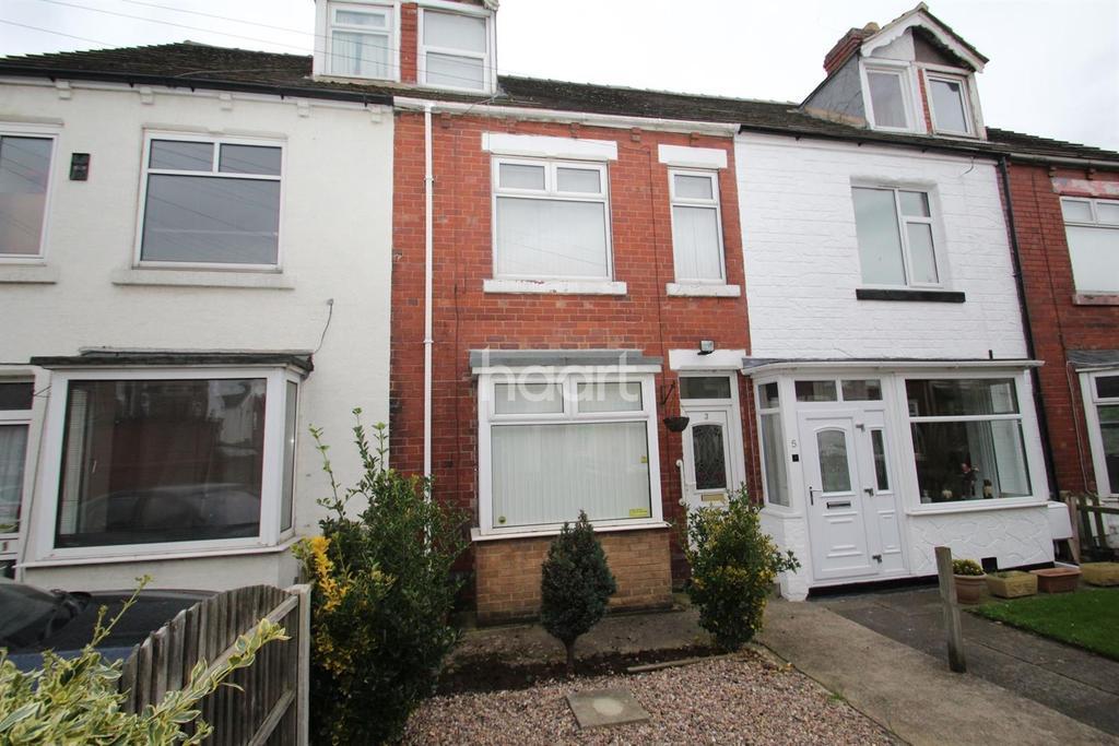 3 Bedrooms Terraced House for sale in Radcliffe Mount, Bentley